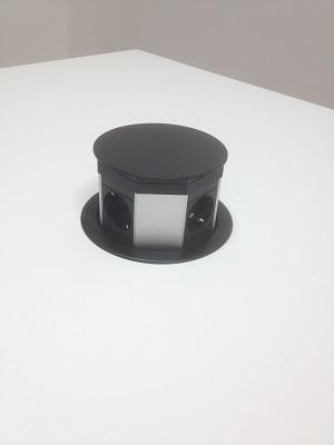 Tavoli per ufficio : Tavolo riunione con torretta prese